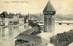 Kapellbrücke u. Wasserthurm
