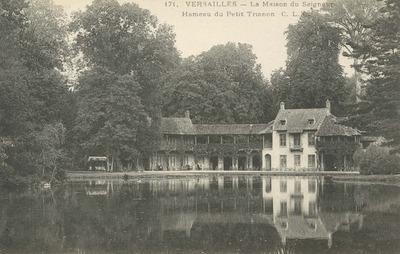 La Maison du Seigneur Hameau du Petit Trianon