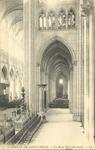 L'Abbaye de Saint-Denis - La Basse Nef