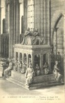 L'Abbaye de Saint-Denis - Tombeau de Louis XII et d'Anne de Bretagne