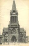 Saint-Denis - L'Eglise Neuve