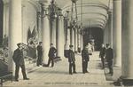 Palais de Compiegne - La Salle des Colonnes