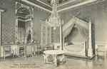 Palais de Compiegne - Chambre a Coucher de l'Empereur
