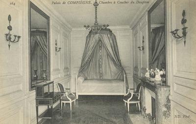 Palais de Compiegne - Chambre a Coucher de Dauphin