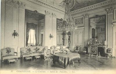 Le Chateau - Salon des Familles