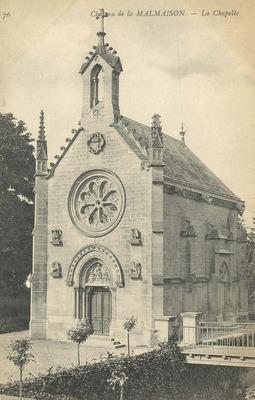 Chateau de la Malmaison - La Chapelle