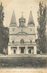 Chateau de Diane de Poitiers - la Chapelle