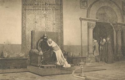 Excommunication de Robert le Pieux