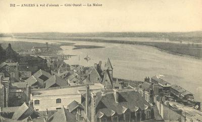 Côté Ouest - La Maine