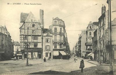 Place Sainte-Croix