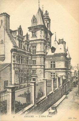 L'Hôtel Pincé