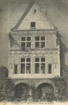 Hôtel Pincé, Façade sur la Cour