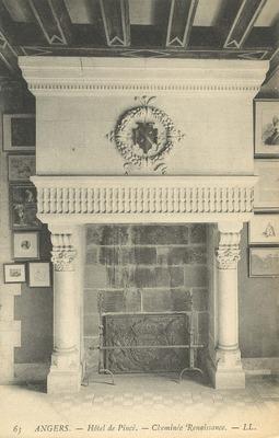 Hôtel de Pincé - Chemincé Renaissance
