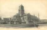 Abbaye de Fontevrault - Vue de l'Église