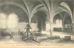 Abbaye de Fontevrault, Salle Capitulaire