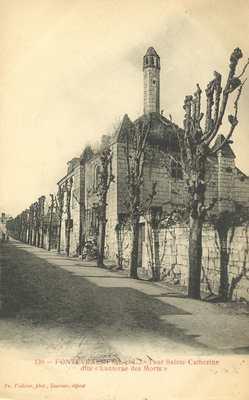 "Our Sainte-Cathrine dite ""Lanterne des Morts"""