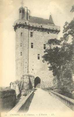 Le Château - L'Éntrée