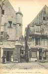 Vieille maison, rue Voltaire