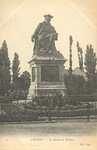 La Statue de Rabelais