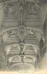 Le Château - Le Plafond de l'Escalier d'Honneur