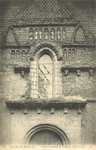 Portail romain de l'Église