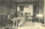 Le Château - Le Grand Salon ou Salle D'Anne de Bretagne