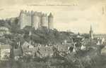 Le Château - Vue Ranoramique