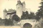 Environs de Tours Luynes - Le Château