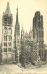 La Cathédrale - La Façade