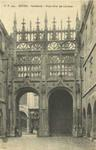 Cathédrale - Porte Cour des Libraires