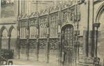 Cathédrale Entrée de la sacristie