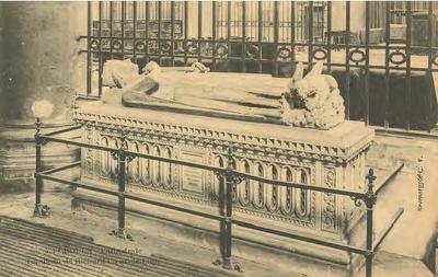 Cathédrale Tombeau de Richard Coeur-de-Liori