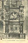 La Cathédrale de Rouen - Tombeau le Louis de Brézé