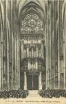 Église Saint-Ouen - Buffet d'Orgue et Rosace