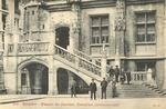 Palais de Justice - Escalier monumental