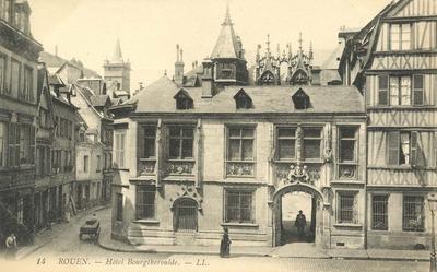 Hôtel Bourgthroulde