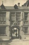 Hôtel Bourgtherould - Entrée