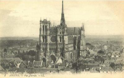 Amiens - Vue générale