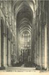 La Cathédrale - La Nef