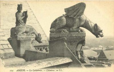 La Cathédrale - Chimères