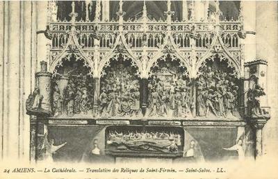 La Cathédrale - Translation des Reliques de Saint-Fermin