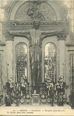 Cathédrale - Chapelle Saint-Sauveur