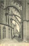 La Cathédrale - Arcs-Boutants de l'Abside