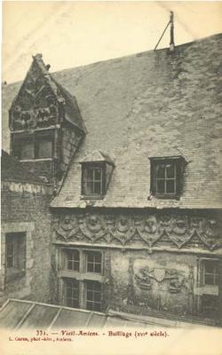 Veil-Amiens - Bailliage