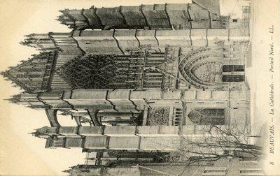 La Cathédrale - Portail Nord