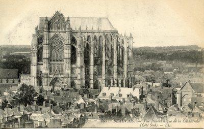 Vue Panoramique de la Cathedrale