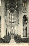 La Cathedrale - Le Choeur