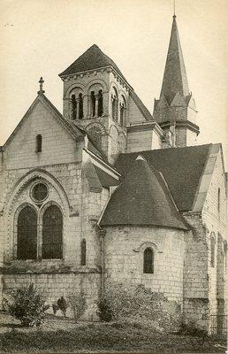 L'Eglise - ancien Clocher Roman