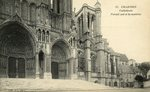 Cathedrale - Portail sud et la maitrise