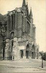 Cathedrale - Portail sud en entier